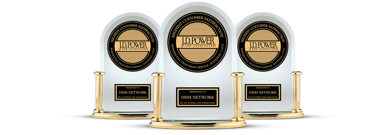 DISH Customer Satisfaction - Ranked #1 by JD Power - Neil's Satellites in Chester, South Carolina - DISH Authorized Retailer